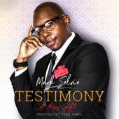 Testimony (feat. Alexis Spight) by Mark Selvie