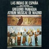 Las Indias de España (Música Precolombina y de Archivos del Viejo y Nuevo Mundo) by Atrium Musicae