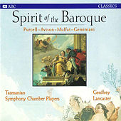 Spirit Of The Baroque by Geoffrey Lancaster