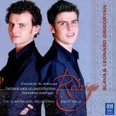 Rodrigo: Concierto de Aranjuez / Fantasia para un gentilhombre / Concierto madrigal de Slava Grigoryan
