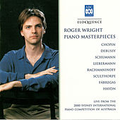 Piano Masterpieces (Live) by Roger Wright