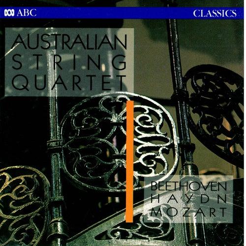 String Quartets: Beethoven – Haydn – Mozart by Australian String Quartet