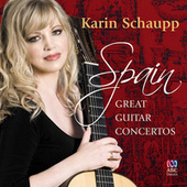 Spain: The Great Guitar Concertos by Various Artists