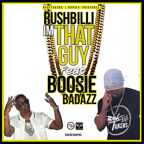 I'm That Guy by Boosie Badazz
