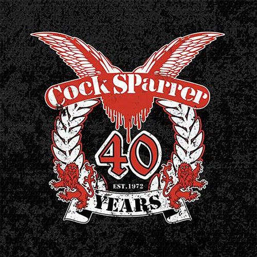 40 Years von C*ck Sparrer