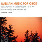 Russian Music For Oboe by Larry Sitsky