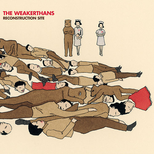 Reconstruction Site von The Weakerthans