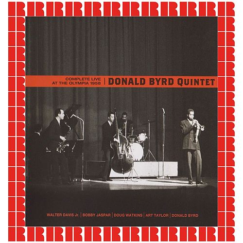 Complete Live At The Olimpia 1958 (Hd Remastered Edition) von Donald Byrd