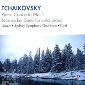 Tchaikovsky: Piano Concerto No. 1, Nutcracker Suite For Solo Piano by János Fürst