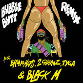 Bubble Butt (Remix) [feat. Bruno Mars, 2 Chainz, Tyga & Black M] de Ms. Thing