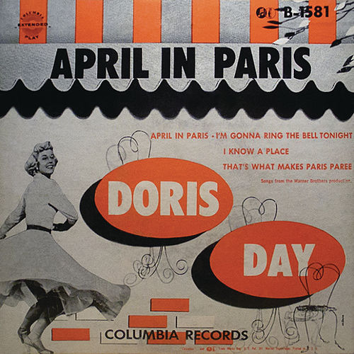 April In Paris (Bonus Tracks) by Doris Day