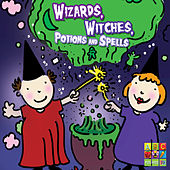 Wizards Witches Potions And Spells by Juice Music