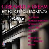 I Dreamed A Dream: Hit Songs From Broadway de Tasmanian Symphony Orchestra