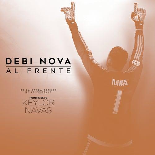 Al Frente (Versión Acústica) by Debi Nova
