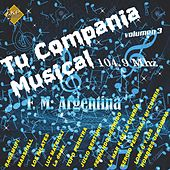 Tu Compania Musical, Vol. 3 von Various Artists
