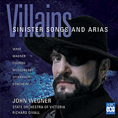 Villains - Sinister Songs And Arias by Various Artists