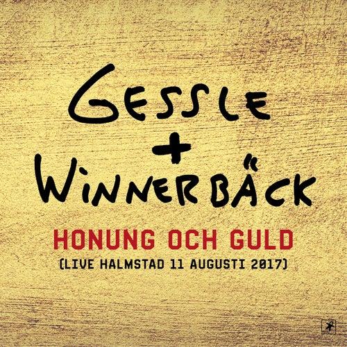 Honung och guld (Live Halmstad 11 augusti 2017) by Lars Winnerbäck