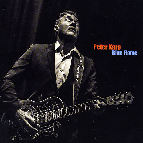 Blue Flame by Peter Karp