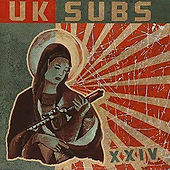 Xxiv by U.K. Subs