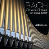 Bach : L'oeuvre pour orgue by Jean Guillou