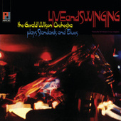 Live And Swinging by Gerald Wilson Orchestra