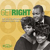 Get Right: The Ru-Jac Records Story, Vol. 2: 1964-1966 by Various Artists