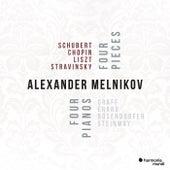 Four pianos, Four Pieces di Alexander Melnikov