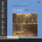 SCHUMANN, R.: Piano Concerto / Introduction and Allegro appassionato / Introduction and Concert Allegro (Rosel, Leipzig Gewandhaus Orchestra, Masur) by Kurt Masur
