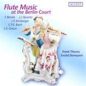 BENDA, F.: Flute Sonata in E minor / BACH, C.P.E.: Flute Sonata, Wq. 128, H. 555 / KIRNBERGER, J.P.: Flute Sonata in G major (Theuns, Demeyere) von Ewald Demeyere