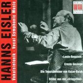EISLER, H.: Vocal Music (Guhl) by Various Artists