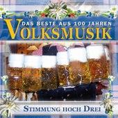 Das Beste aus 100 Jahre Volksmusik Stimmung Hoch Drei de Various Artists