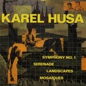 Karel Husa: Symphony No. 1 by Various Artists