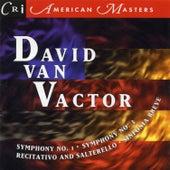 David Van Vactor by Various Artists