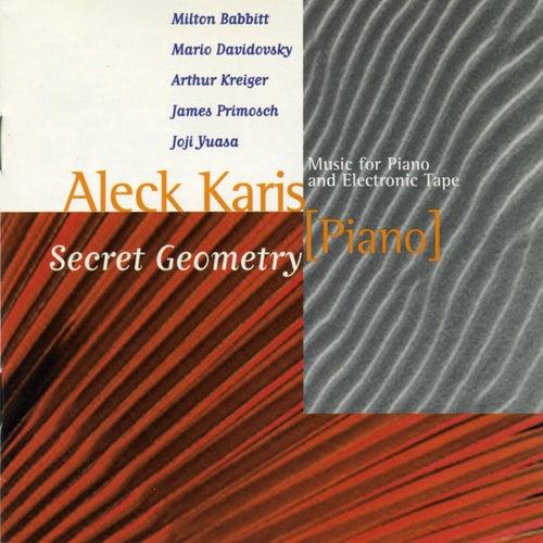 Aleck Karis: Secret Geometry by Aleck Karis