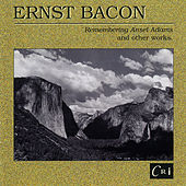 Ernst Bacon: Remembering Ansel Adams and other works de Various Artists