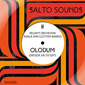 Olodum (Gregor Salto Edit) by Cleyton Barros