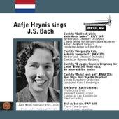 Aafje Heynis Sings J. S. Bach by Aafje Heynis