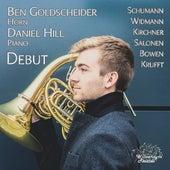 Debut by Ben Goldscheider