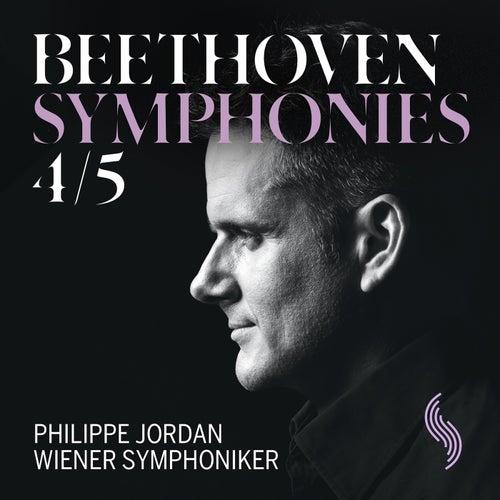 Beethoven: Symphonies Nos. 4 & 5 by Wiener Symphoniker