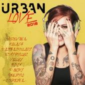 Urban Love 2018 de Various Artists