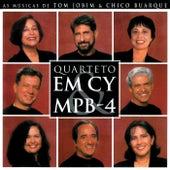 bate Boca - As Músicas De Tom Jobim & Chico Buarque de Quarteto Em Cy