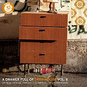 A Drawer Full of Deep House, Vol. 6 (24 Real House Tracks Compiled by Henri Kohn) by Various Artists