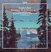 L. Glass: Symphony No. 5 in C Major, Op. 57