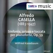 Casella: Sinfonia, arioso e toccata, Op. 59 by Wilfried Kassebaum