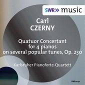 Czerny: Quatuor concertant, Op. 230 by Karlsruhe Piano Quartet