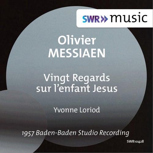 Messiaen: 20 Regards sur l'enfant-Jésus, I/27 by Yvonne Loriod