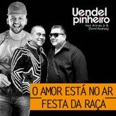 O Amor Está no Ar, Festa da Raça (Ao Vivo) de Uendel Pinheiro