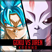 Goku vs Jiren de Kronno Zomber