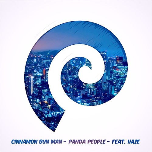 Cinnamon Bun Man by Panda People