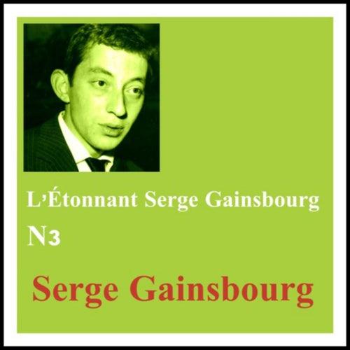 L'Étonnant Serge Gainsbourg (N° 3) de Serge Gainsbourg